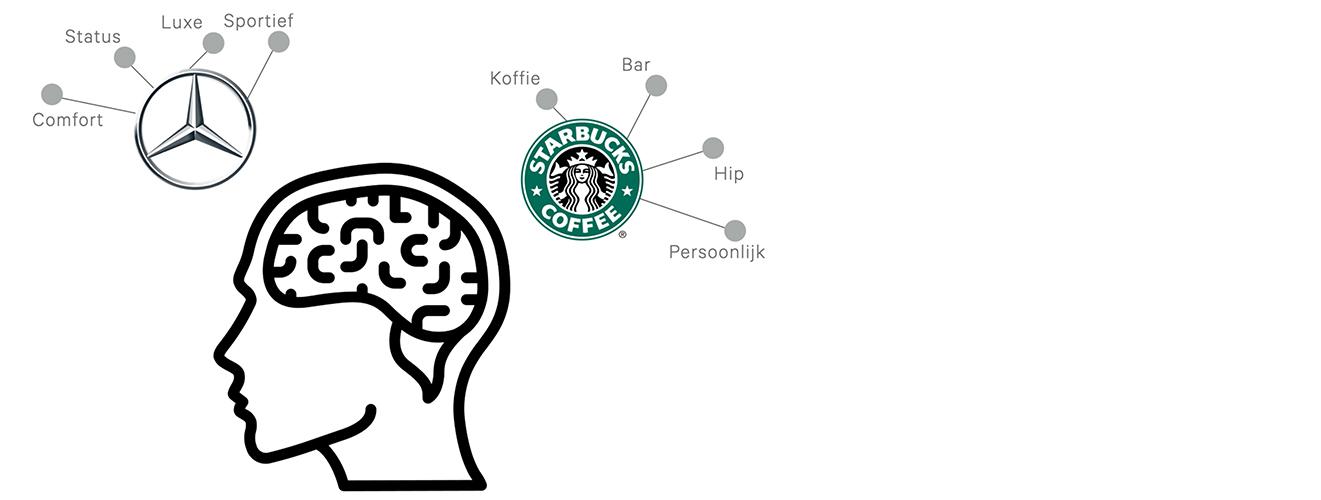 NeuroBranding - Associaties Starbucks en Mercedes