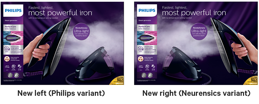 Philips case Iron Neuropackiging