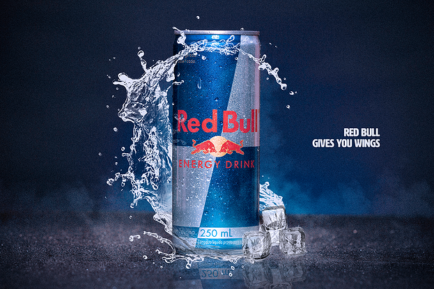 Red Bull gives you wings - Brand adds value to the consumers experience