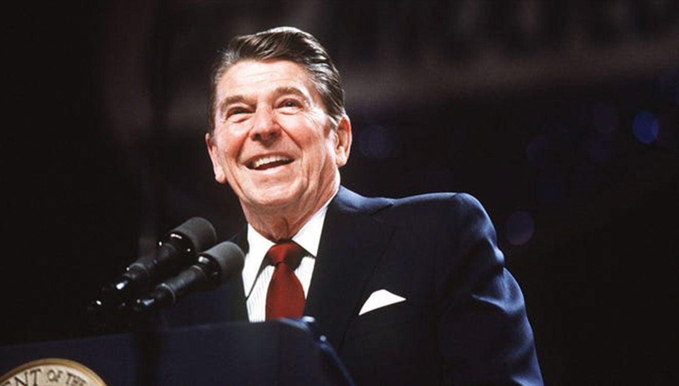 Verkiezigen - Hoe een politicus iets zegt beïnvloedt onze emoties en gedrag - Ronald Reagan
