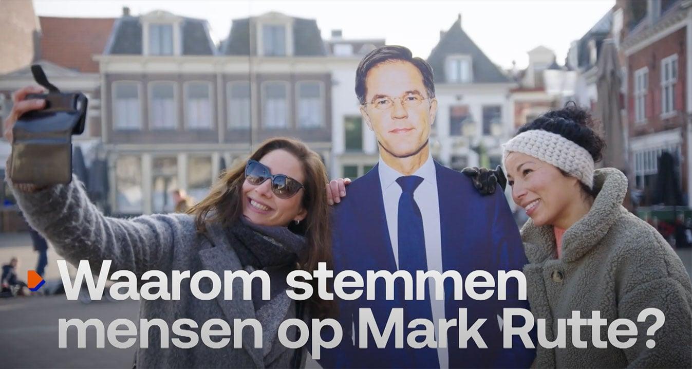 Verkiezingen 2021: Waarom stemmen mensen op Mark Rutte?
