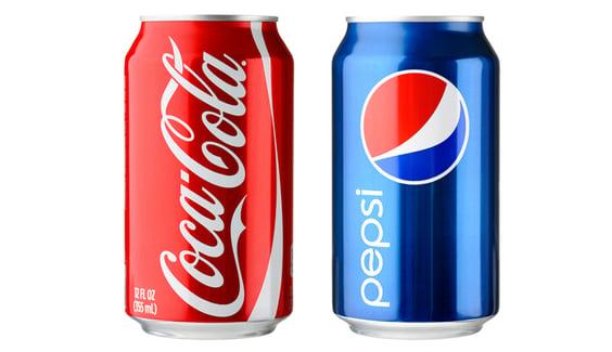 Coca-Cola vs. Pepsi - merken beïnvloeden de smaakperceptie